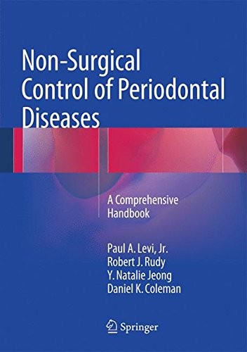 Non-Surgical Control of Periodontal Diseases : A Comprehensive Book