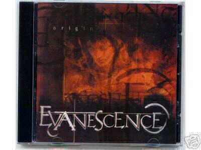 EVANESCENCE Origin CD by BIGWIG, 11 tracks [ULTIMATE EDITION] [CD] [LIMITED COLLECTOR'S EDITION]