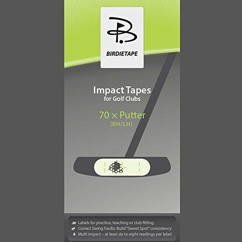Birdietape 70 Putter-Tapes (RH/LH)