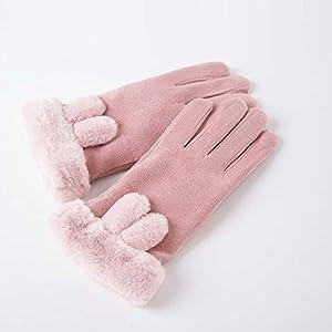 Unbekannt XIAOYAN Handschuhe Sport Handschuhe Damen Frühling/Sommer/Herbst/Herbst Bike Handschuhe warm halten/Anti-Rutsch/WaterproofFull-Finger Bequem