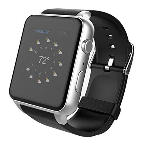 Ettg, S2, wasserdichte Smartwatch mit Bluetooth und Herzfrequenzmonitor, für iOS / Android