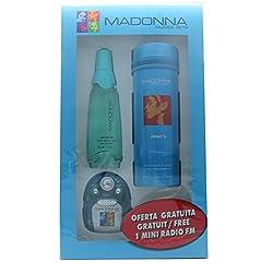 Madonna Nudes Jeans Azul...
