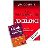 De la performance à l'excellence : Devenir une entreprise leader + Réussir une présentation contre la montre en cadeau !