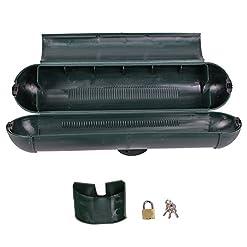 CEE cavo set composto da 2X 10meter CEE cavo + CEE sicurezza Box Ideale per roulotte, camper e barca