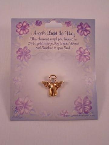 Angel Lapel Pin