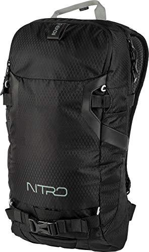 Nitro Snowboards Rover 14 Snowboardrucksack, Jet Black