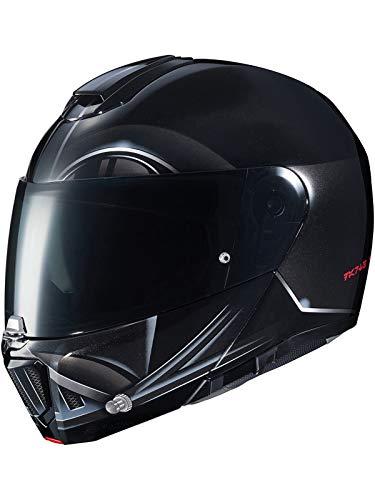 Casco Moto Hjc Rpha 90 Darth Vader None (S, Nero)