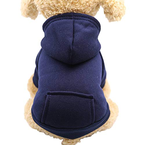 Morza Herbst-Winter-HundeHoodie Zurück-Taschen-Entwurf Hunde-Bekleidung Sport-Art-Hundekatze-Haustier Warm Sweatshirt Eine Art Sweatshirt