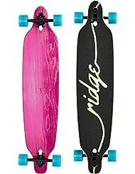 "Ridge Longboard Estantería Series Laser Cut Twin Tip rosa Rosa/Blau Talla:104 cm (41"")"
