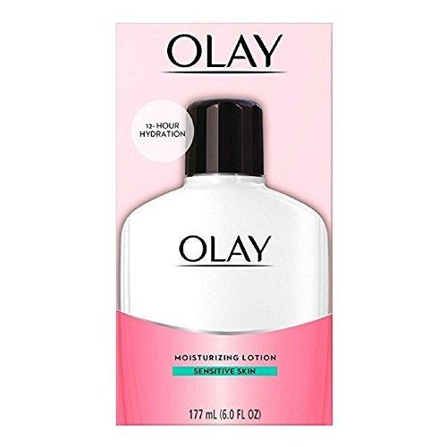 Olay Moisturizing Lotion for Sensitive Skin, 6 oz by Olay