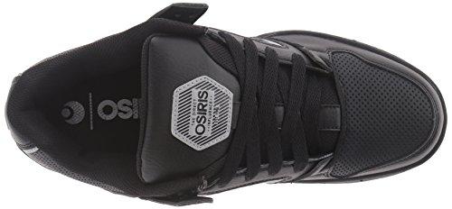 Osiris Schuh PXL Schwarz-Light Grau Black/ Light Grey