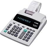 Calculadora Impresora CASIO FR-2650T - 12 dígitos, Memoria detallada, Cuenta de ítems, Impresión 2 colores