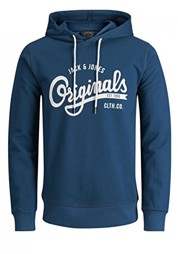 Jack & Jones Men's Jorhawl Sweat Hood Hoodie