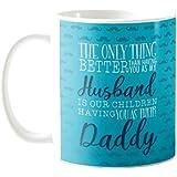 YaYa cafe Best Husband Daddy Combo Set of 1 Mug