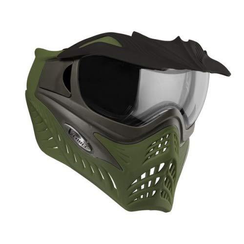 Paintball Thermal Maske V-Force Grill SF Cobra schwarz/Oliv -
