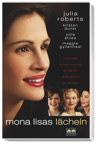 Sony Pictures Home Entertainment Mona Lisas Lächeln [VHS]