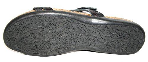 Naot, Casual donna Schwarz (black peacock comb.)