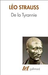 De la tyrannie /