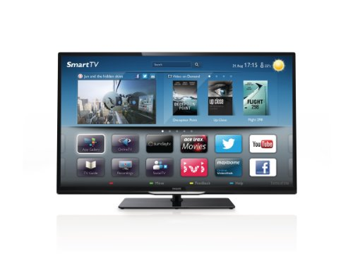 "Philips 32"" 32PFL4258T Full HD 1080p Smart (WiFi) LED TV with FreeView HD (New for 2013)"
