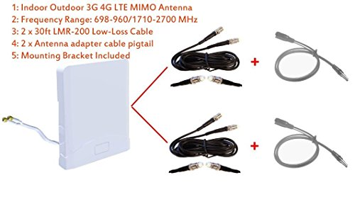 3G 4G LTE WiFi Router MIMO Antenne für Huawei B618 B618s 4G LTE WLAN Router Cuber