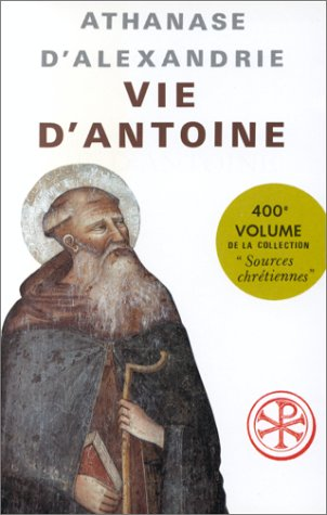 VIE D'ANTOINE. Edition bilingue français-grec