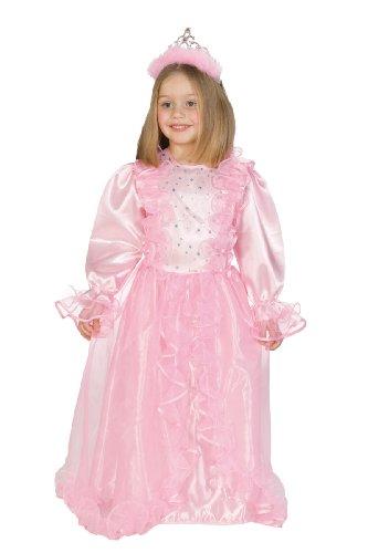 Prinzessin Melody Kostüm, Größe 116 (Prinz Und Prinzessin-kostüm-ideen)
