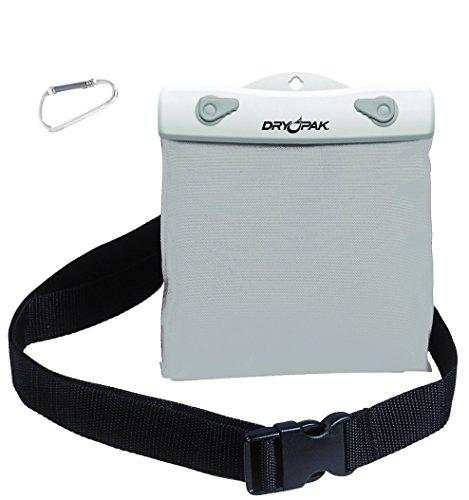 dry-pak-dp-65w-white-gray-6-x-5-waterproof-belt-pack
