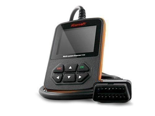 iCarSoft i930 für Land Rover Profi Diagnosegerät OBD Updates kostenlos Support von KWP2000 (Range Rover Kraftstofffilter)