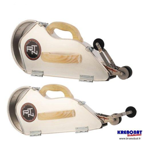 BANJOROLL : Banjo plaquiste aluminium + roulette TekRoll