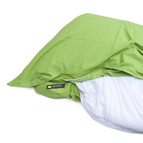 Premium pouf Housse en nylon–Intérieur Sac pour siège sacs et coussin mesure universelle 180x 140cm