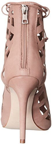 Steve Madden Sedduce Dress Sandal Natural Nubuck