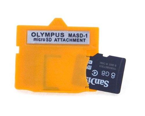 NEON MASD-1 Olympus xD Picture Card-Kartenadapter für MicroSD / MicroSDHC (Microsd Neon)