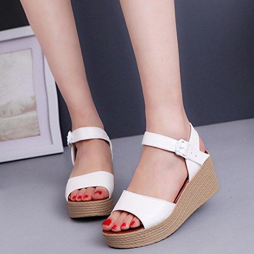 PoiLei Stella Damen Schuhe Sommer Stiefelette Ankle