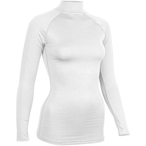 Avento Femme 33VI Couche de base à manches longues, femme, 33VI blanc