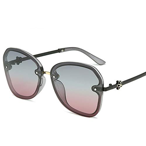 NQN Premium Ultra Sleek, Sport-Pilotenbrille, polarisiert, 100% UV-Schutz, großer Rahmen für Männer und Frauen,C3 (Sport-programm Frames)