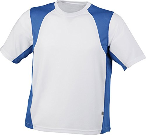Men's Running-T im digatex-package White/Royal