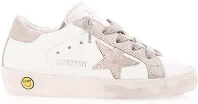 Golden Goose Luxury Fashion Ragazzo GJF00101F00041710276 Bianco Pelle Sneakers | Ss21