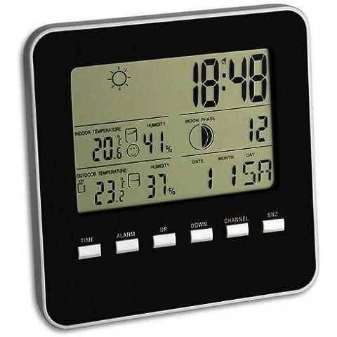 Wetterladen 35.1089.01 - Estación meteorológica