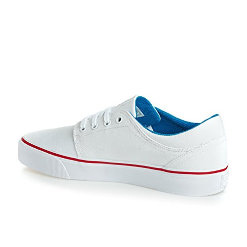 DC Trase TX Women's White/Blue/Red White/Blue/Red