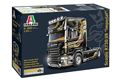 Italeri - I3883 - Scania R730 V8 - Impérial