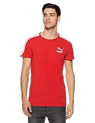 Puma Herren Classics T7 Tee Slim T-Shirt