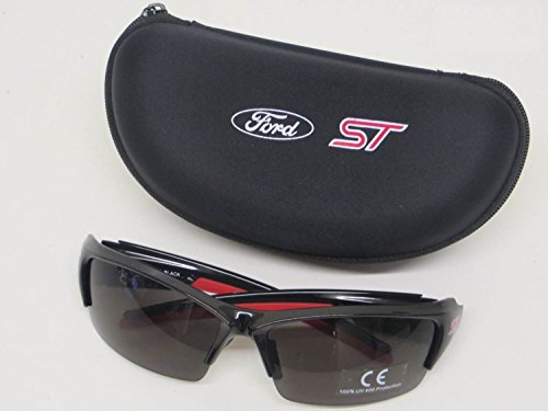 Ford Lifestyle Collection New Original Ford ST Sonnenbrille & Fall 35020448 (Car Collection Ford)