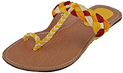 Green Apple Girls Brown Synthetic Outdoor Sandals 8 UK