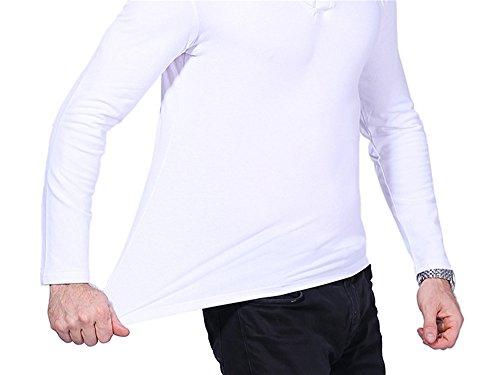 Cindere -  Felpa  - Uomo Bianco