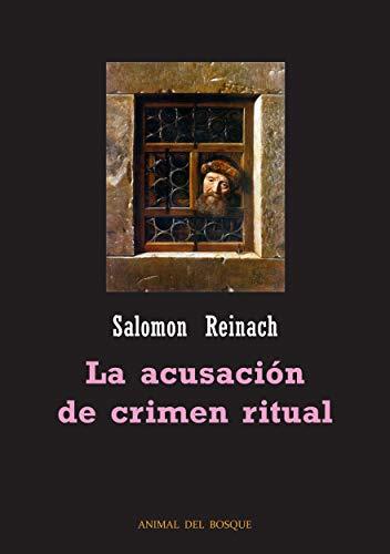 La acusación de crimen ritual