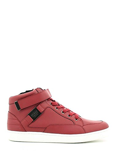 Guess FMDEA4 LEA12 Sneakers Uomo Red