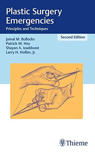 Plastic Surgery Emergencies: Principles and Techniques