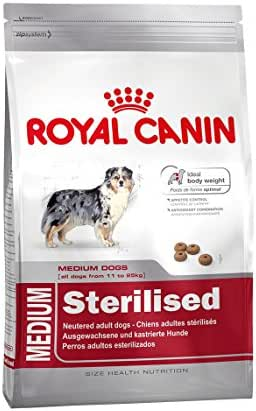 Royal Canin : Croquettes Chien Shn Medium Sterilised 12kg
