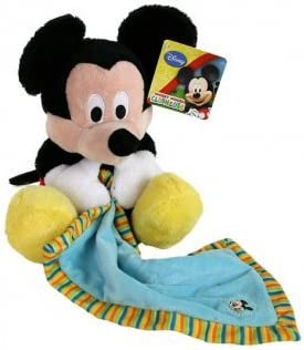 NICOTOY Disney Disney Disney - 5879174a - Peluche Mickey Mouse et Son Doudou 25 cm 34e86f