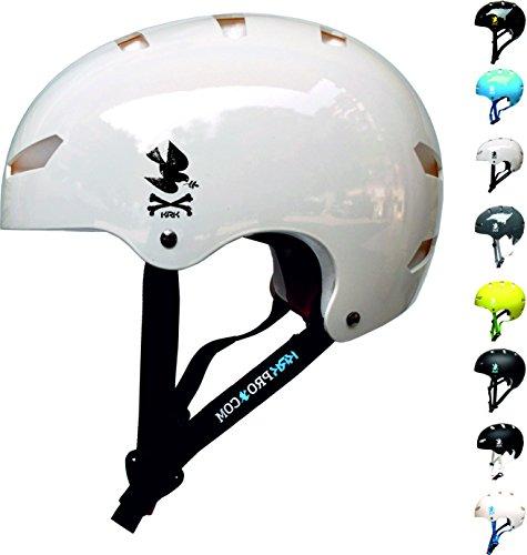 KRKpro*tection | NEW 2017 NoPeace HELM | viele Farben | BMX Skate Scooter MTB Dirt | S/M L/XL (Frauen Dirt Bikes)